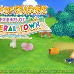 TEST - Harvest moon Story of Seasons FOMT
