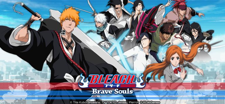 BLEACH : Brave Souls – Les PCistes vont être ravis