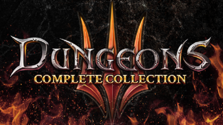 TEST – Dungeons III : Complete collection