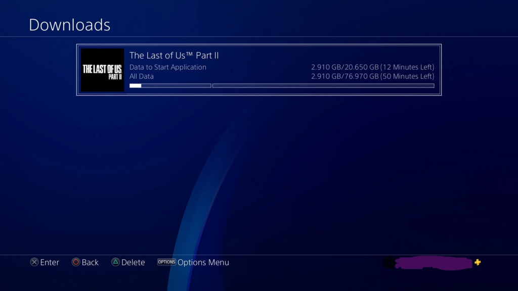 TLOU2 - Download