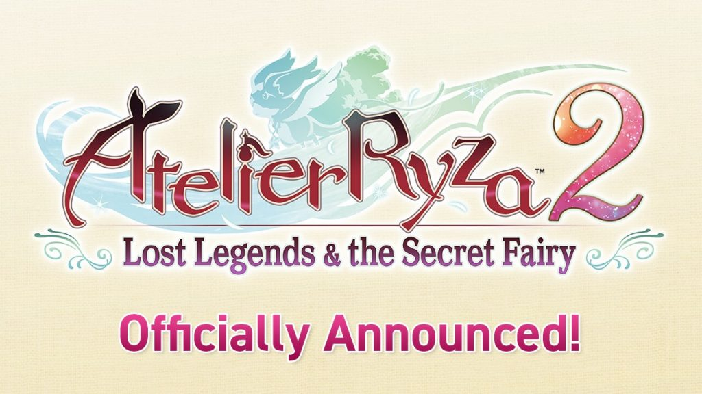 Atelier Ryza 2 : Lost Legends Legends the Secret Fairy