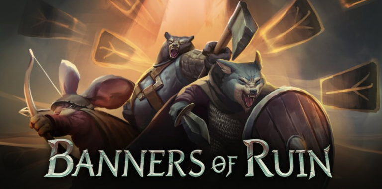 Banners of Ruin – Sera disponible sur Steam le 30 Juillet !!