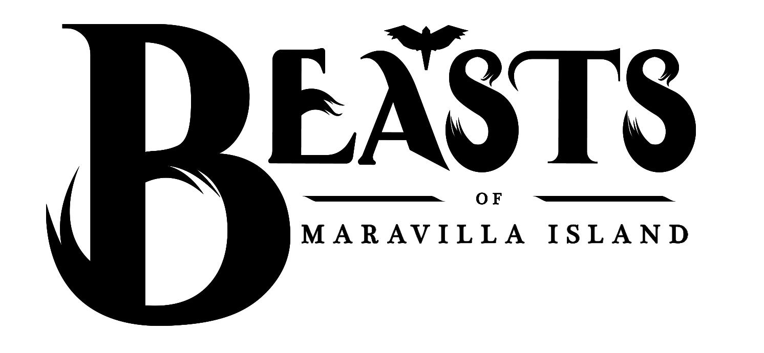 Beast of Maravilla Island - Logo