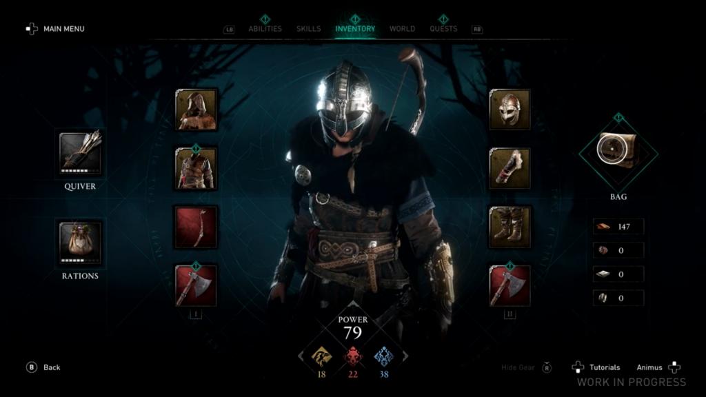 Assassin's Creed Valhalla - Gameplay