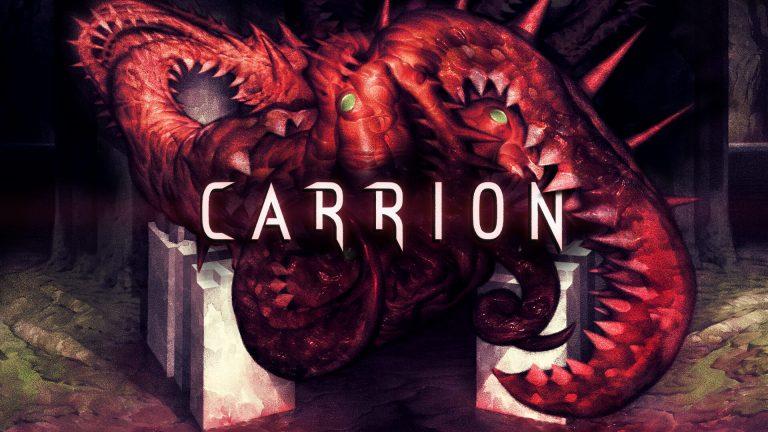 Carrion – Le jeu indé s'offre une vidéo de lancement gore