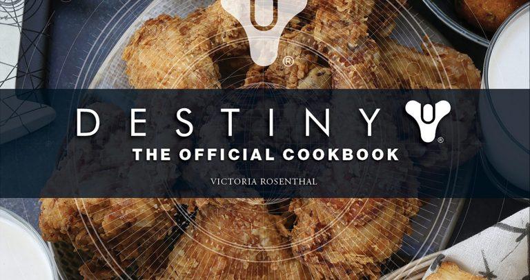 Destiny – Bungie et Insight Editions préparent un orage de saveurs avec le livre de recettes Destiny