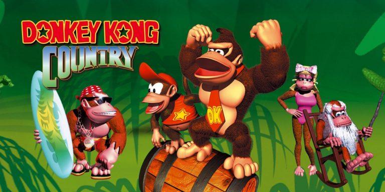 Donkey Kong Country – Le jeu débarque sur le Nintendo Switch Online
