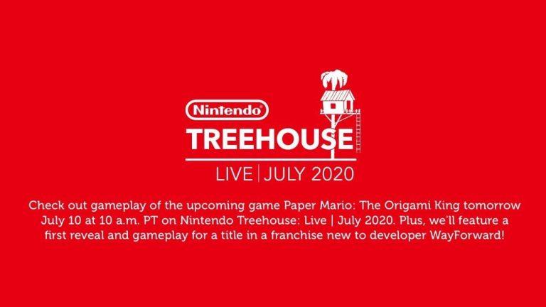Nintendo Treehouse Live – Découvrez le résumé de la conférence