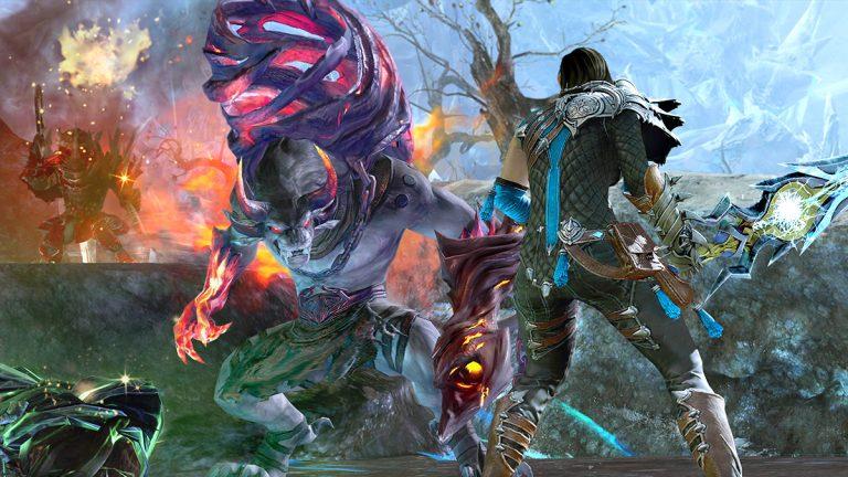 Guild Wars 2 – Le Chapitre 2 de L'épopée du Givre est désormais disponible
