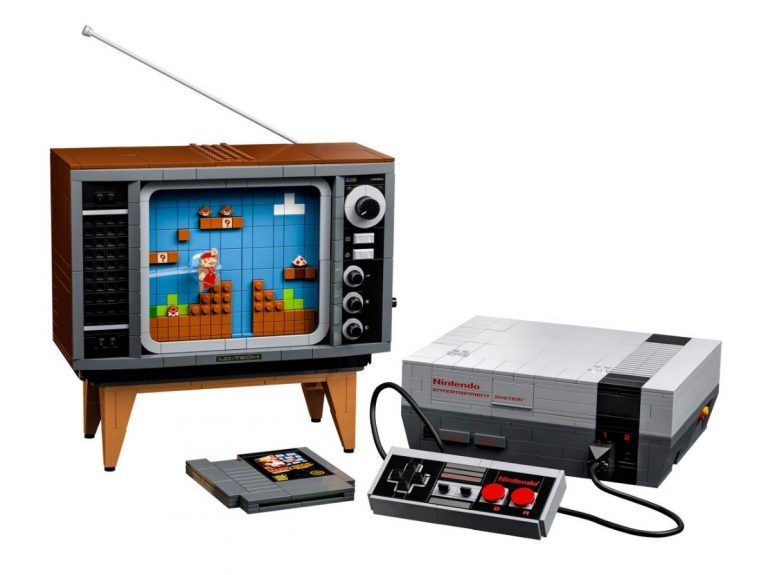 LEGO NINTENDO – Un magnifique set LEGO NES qui a un prix