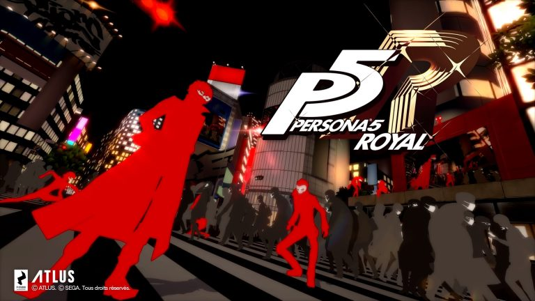 TEST – Persona 5 Royal