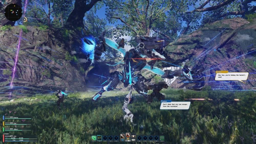 Phantasy Star Online 2_New Genesis