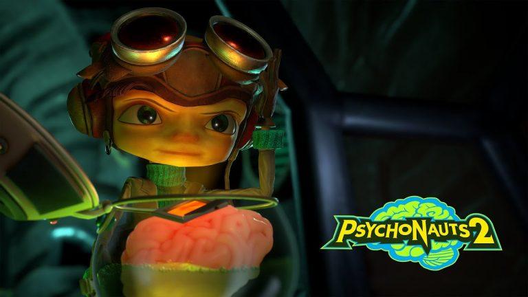 [Xbox Games Showcase ] Psychonauts 2 – Dévoile son univers étrange en vidéo
