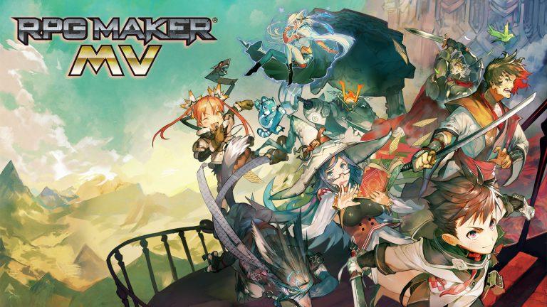 RPG Maker MV – S'offre un trailer et une date de sortie sur Switch et PlayStation 4