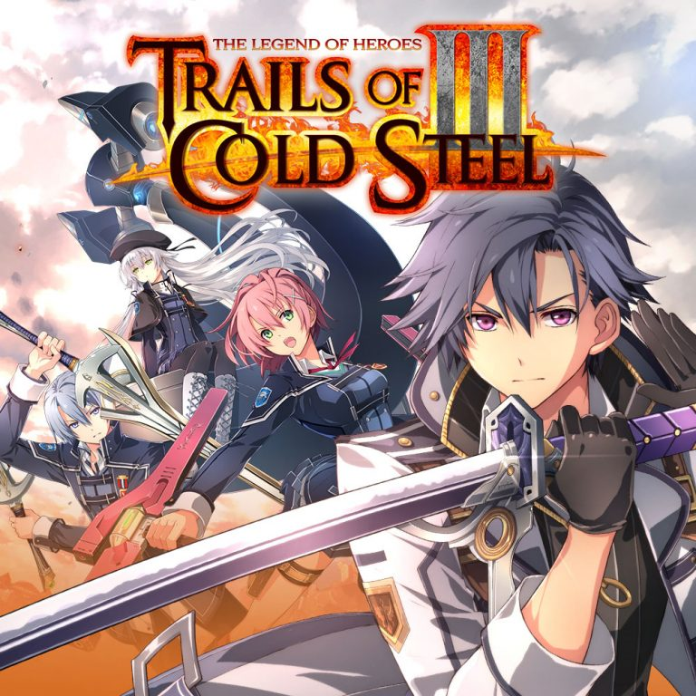 The Legend of Heroes : Trails of Cold Steel III – Maintenant disponible sur Nintendo Switch !