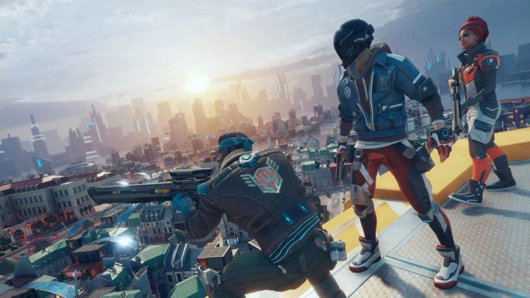 [Ubisoft Forward] Hyper Scape – Une bêta ouverte et l'arrivé du jeu sur les consoles