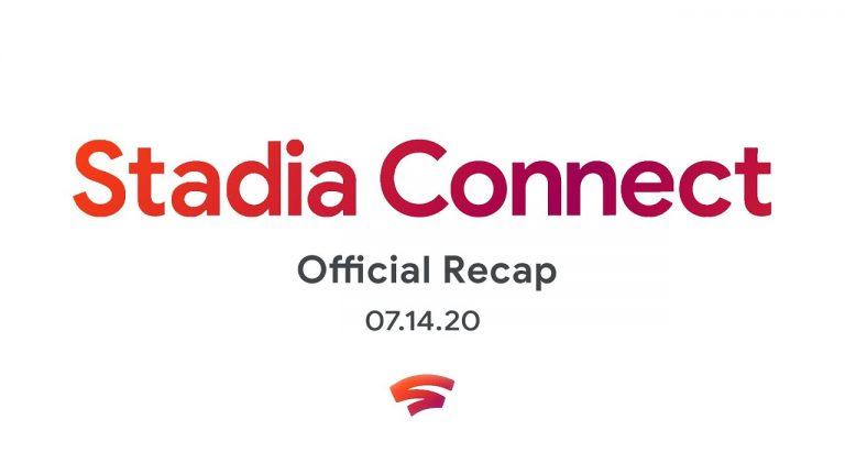 Stadia Connect – Découvrez le résumé de la conférence