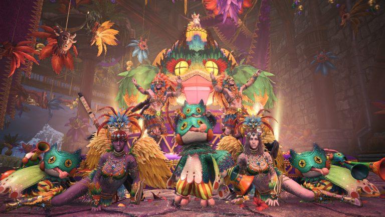 Monster Hunter World : Iceborne – Les développeurs détaillent le contenu de la mise à jour gratuite numéro 4