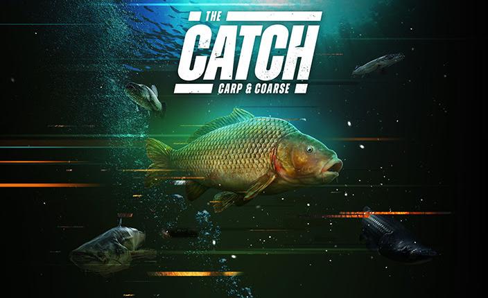 The Catch : Carp & Coarse – Cet été vous allez pêcher !