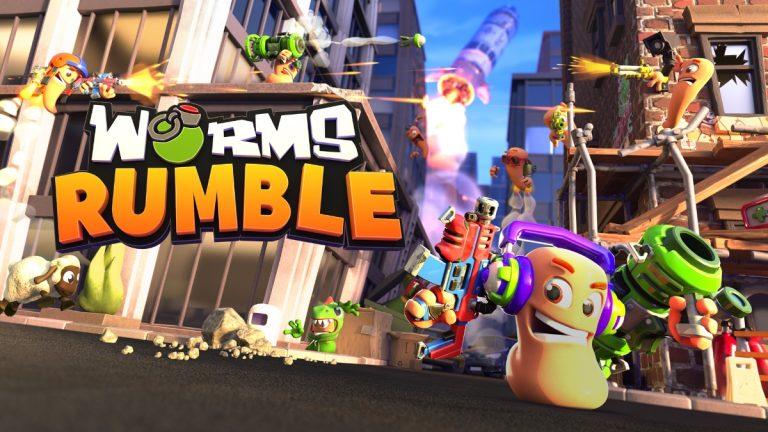 Worms Rumble – Annoncé en vidéo sur PlayStation 5, PlayStation 4 et PC