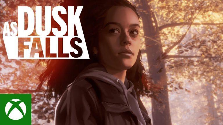 [Xbox Games Showcase ] As Dusk Falls – Une fiction interactive dévoilé en vidéo