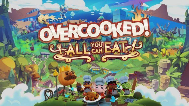 Overcooked! All You Can Eat – S'offre un trailer et des nouveaux modes