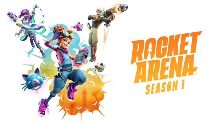 Rocket Arena – Le jeu sera disponible en free-to-play ce week-end pour célébrer le lancement de la Saison 1