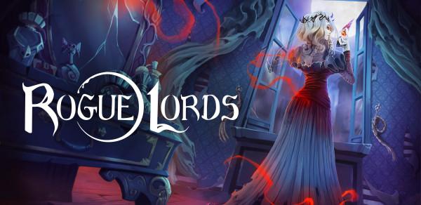 Rogue Lords – Un rogue-like atypique prévu pour 2021