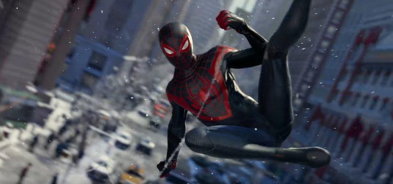 Spider-Man Miles Morales – Début du Multiverse sur PlayStation5