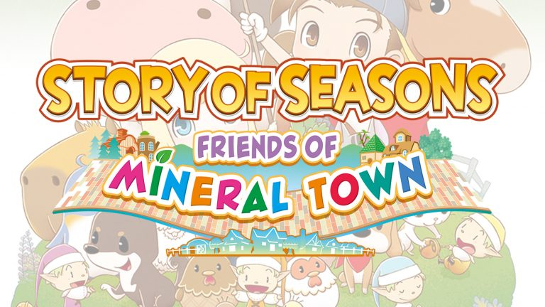 TEST – Story of Seasons :  Friends of Mineral Town