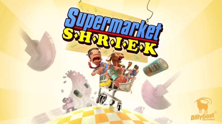 Supermarket Shriek – Une sortie en édition physique annoncée sur Nintendo Switch et Playstation 4