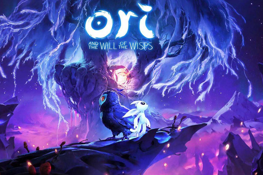 Ori Will-of the Wisps