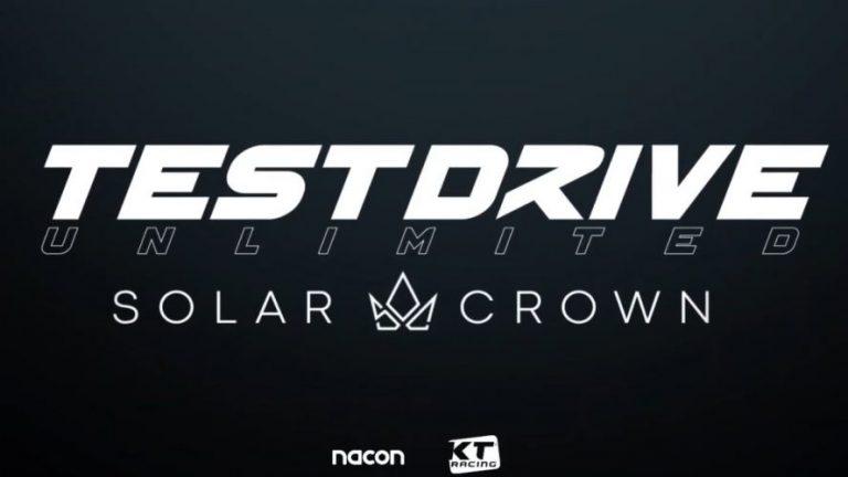 Test Drive Unlimited Solar Crown – Annoncé en vidéo lors du NACON Connect