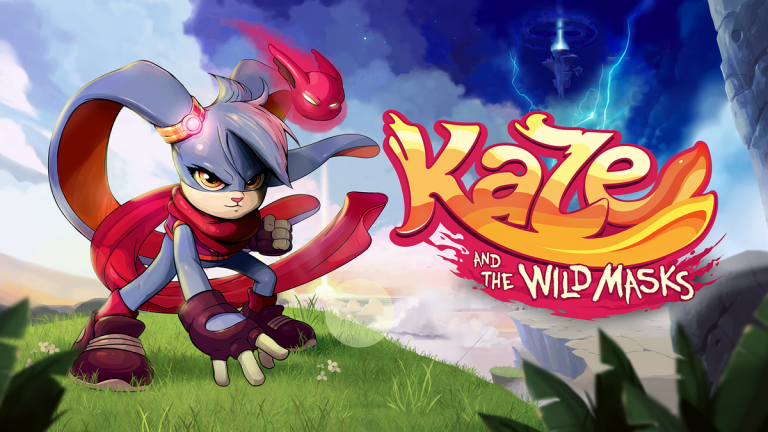 Kaze and the Wild Masks – Le jeu débarque sur Nintendo Switch, PlayStation 4 et Xbox One