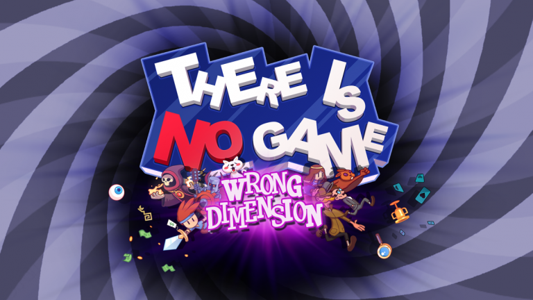 There Is No Game : Wrong Dimension – Le point'n'click arrive sur Steam le 6 août