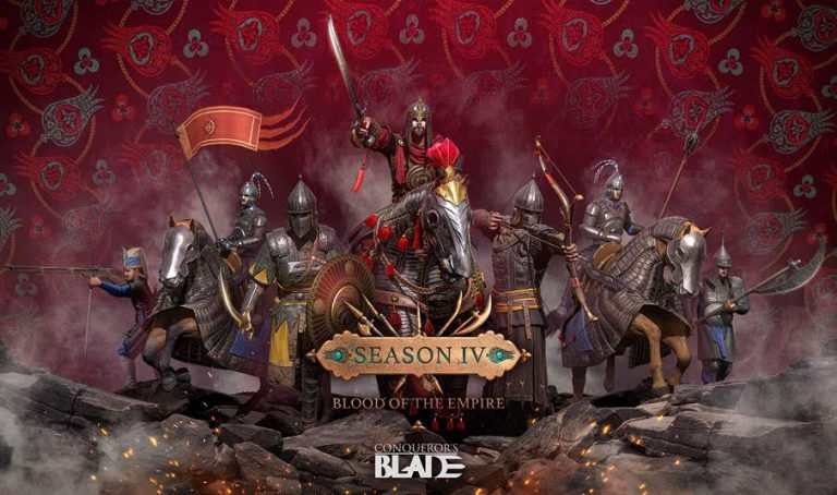 Conqueror's Blade – L'extension Blood of the Empire est désormais disponible