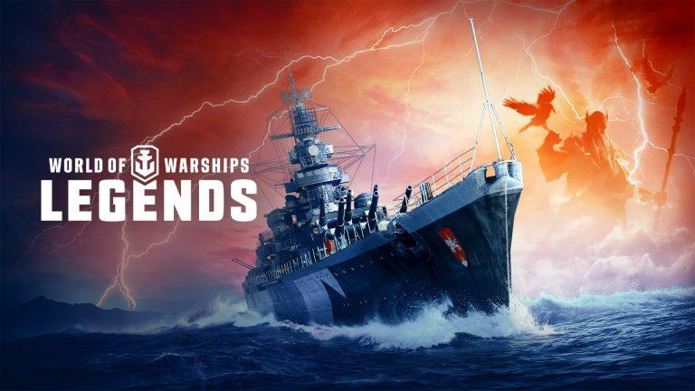 World of Warships : Legends – Le jeu accueille les Destroyers français et bien plus encore