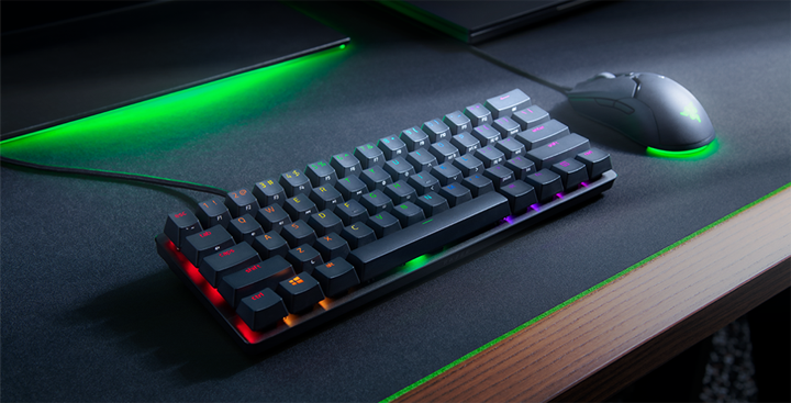 Razer Huntsman mini - 1
