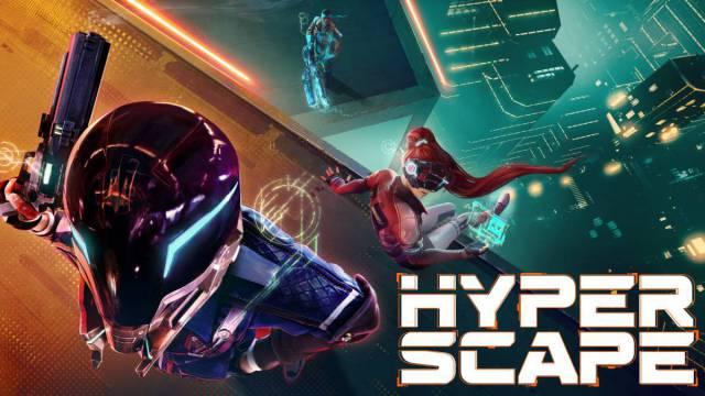 Hyper Scape – Le jeu est enfin disponible !