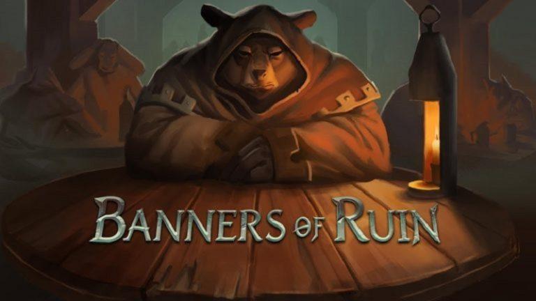 Banners of Ruin – Disponible sur PC dès à présent !!