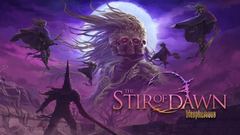 TEST – Blasphemous : The Stir of Dawn