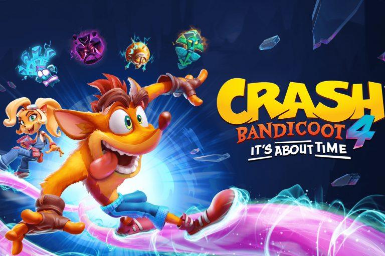 Crash Bandicoot 4 – Le jeu prévu également sur la Nintendo Switch ?