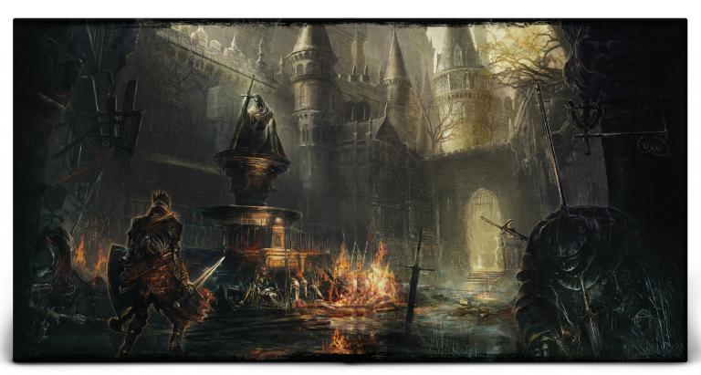 Dark Souls – Revivez la bande son du jeu