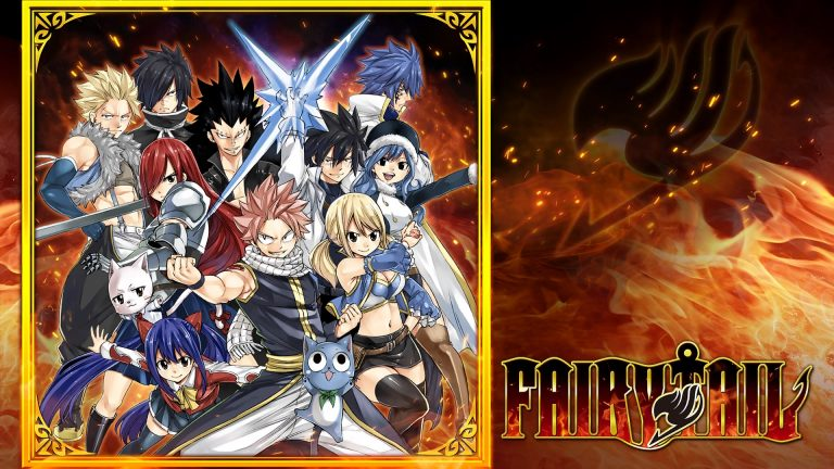 TEST – Fairy Tail