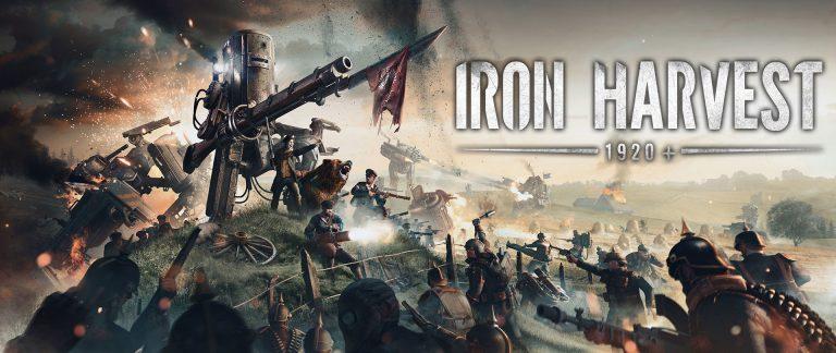 Iron Harvest 1920+ – Un nouveau trailer pour en savoir plus sur l'histoire