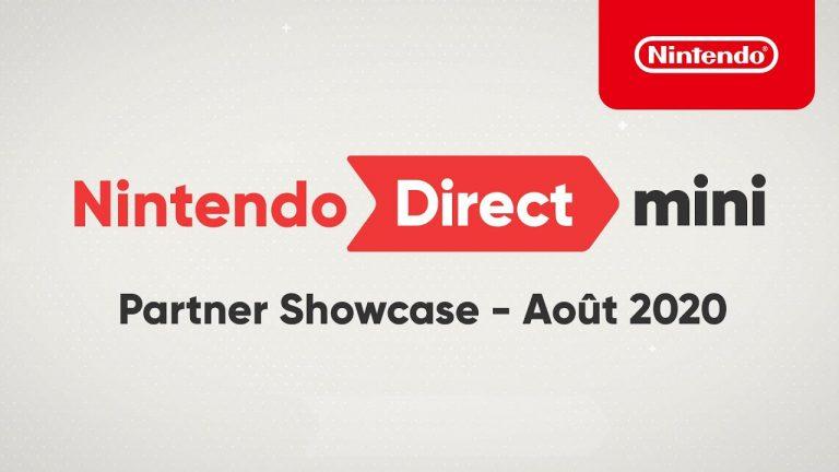 Nintendo Direct Mini: Partner Showcase – Rediffusion et récapitulatif de l'evénement
