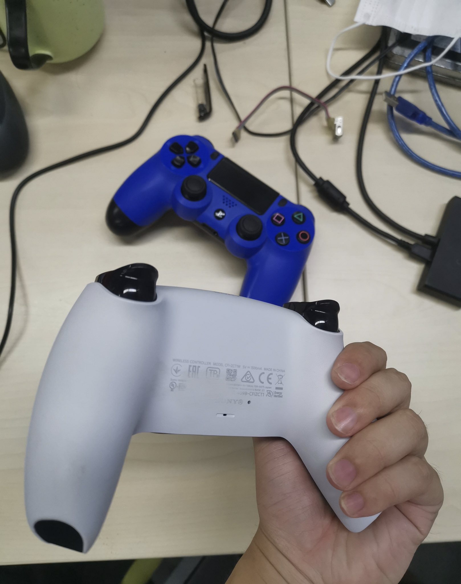 PlayStation 5 manette