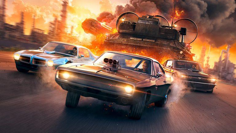 FAST & FURIOUS CROSSROADS – Le jeu vidéo est désormais disponible