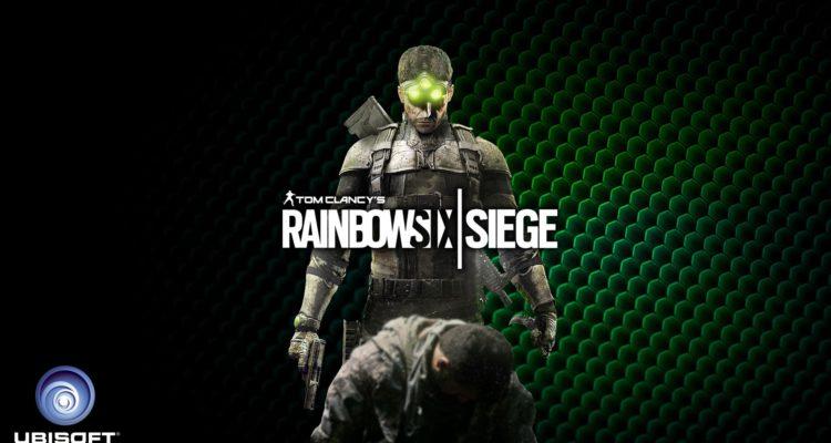 Tom Clancy's Rainbow Six Siege – Sam Fisher débarque dans L'Opération Shadow Legacy