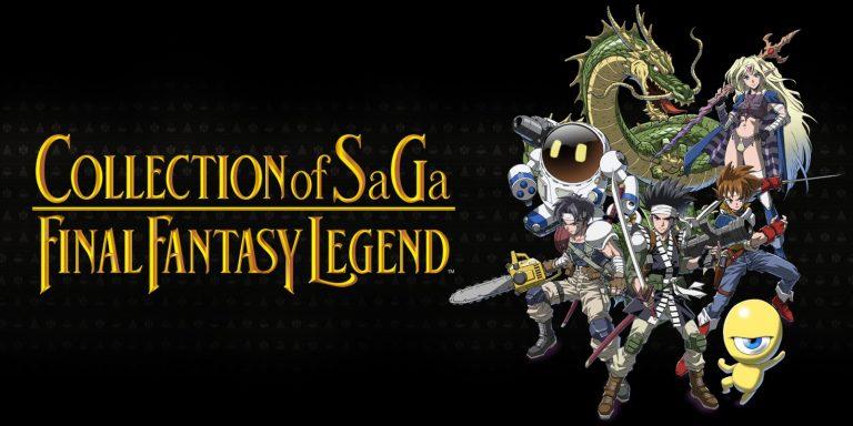 Final Fantasy Legend – Une sortie annoncé sur  Nintendo Switch en vidéo